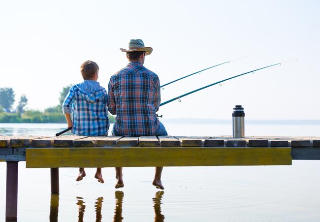 Let's Go Fishing! 2016 Schedule