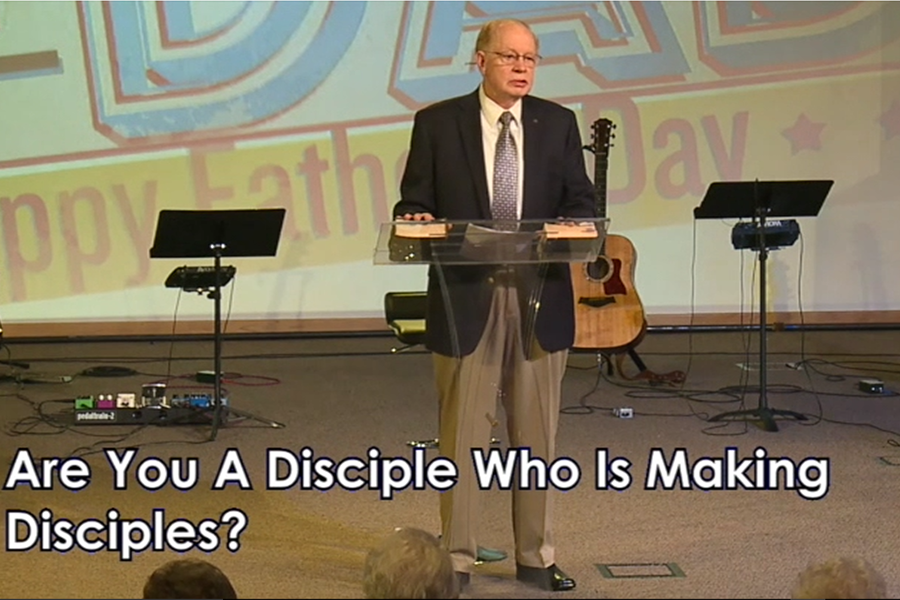 "Jim's Father's Day Speech – ""What is a Spiritual Mentor?"""