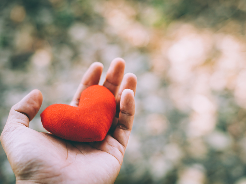 February 14, 2017 – Serving Others Through Love