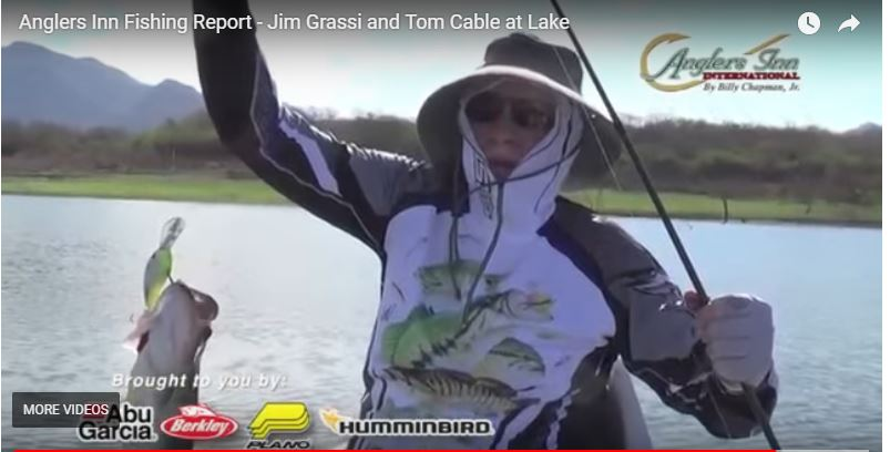 Angler's Inn Fishing Report – Jim Grassi and Tom Cable