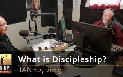 What Is Discipleship? – Jan 12, 2019