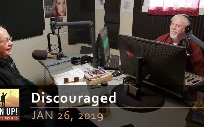 Discouraged – Jan 26, 2019