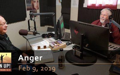 Anger – Feb 9, 2019
