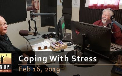 Coping With Stress – Feb 16, 2019