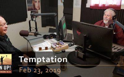Temptation – Feb 23, 2019