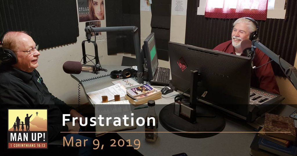 ManUp! - Mar 9, 2019