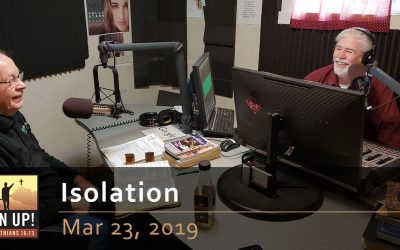 Isolation – Mar 23, 2019