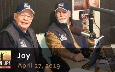 Joy – Apr 27, 2019