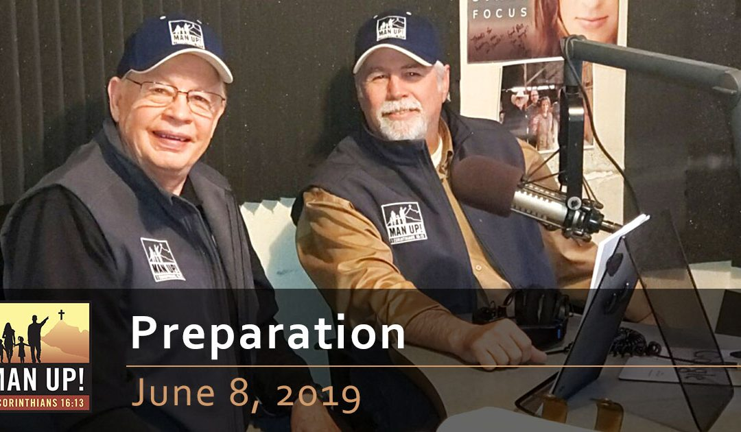 Preparation – June 8, 2019