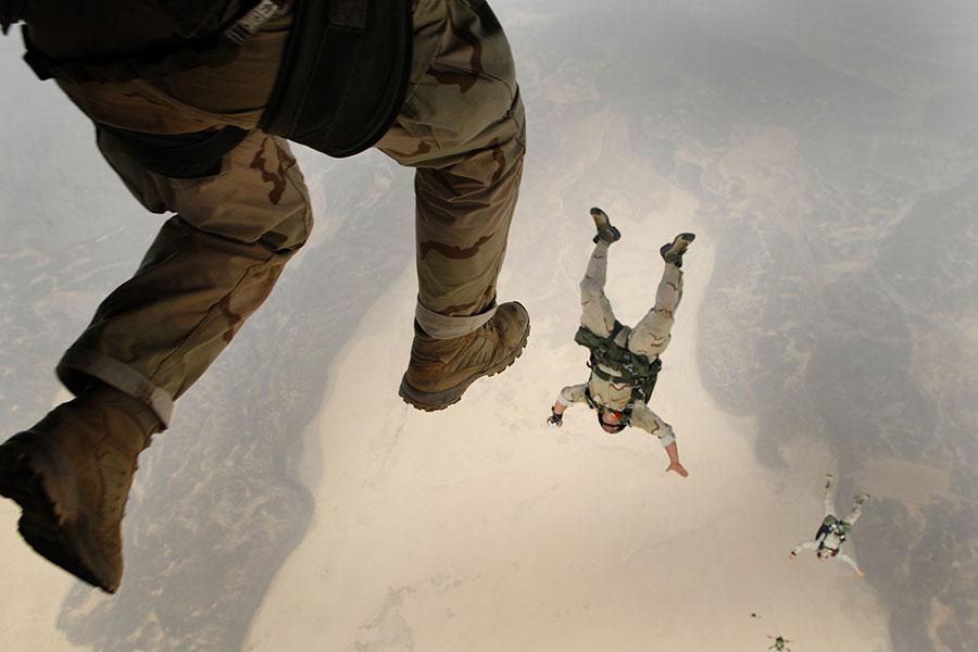 September 3, 2019 – Parachute