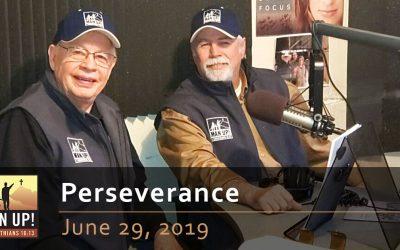 Perseverance – June 29, 2019