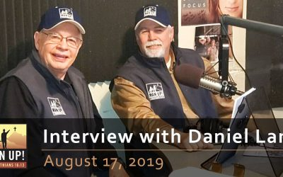 Interview with Daniel Lang – Inter-Generational Ministry – August 17, 2019