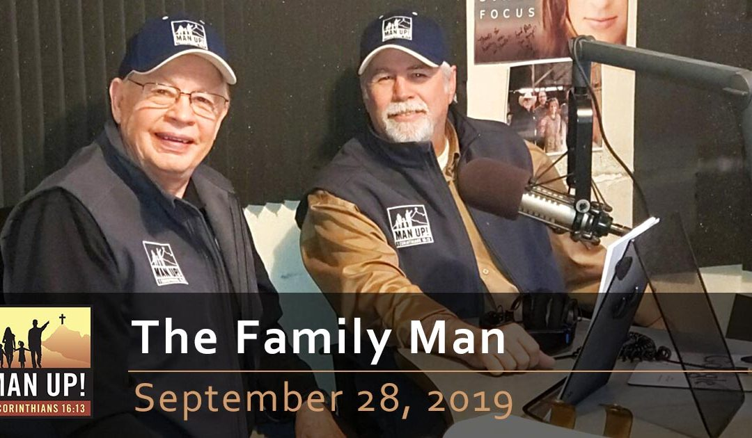 The Family Man – September 28, 2019
