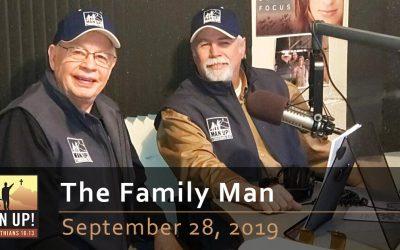 The Family Man – September 28, 2019