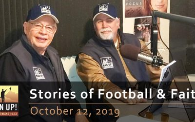 Stories of Football & Faith – October 12, 2019