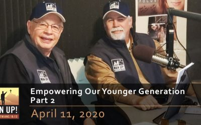Empowering our Younger Generation Part 2  – April 11, 2020
