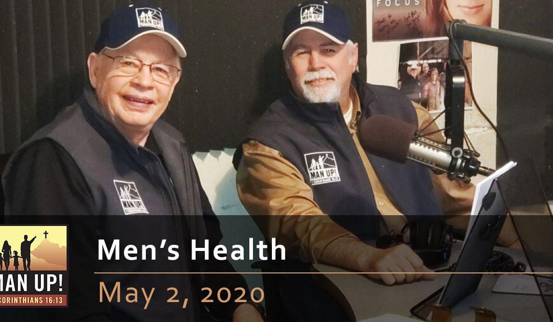Men's Health  – May 2, 2020