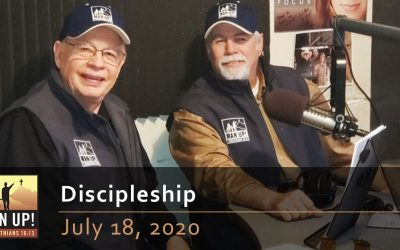 Man Up – Drawn to the Light – July 18, 2020