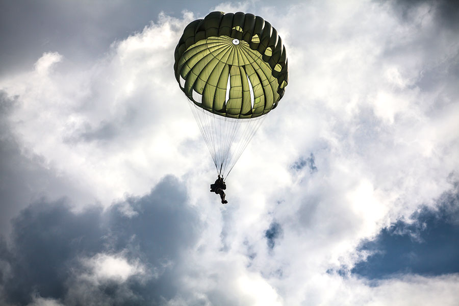 November 3, 2020 – Who Packs Your Parachute?