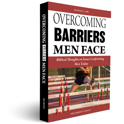 Overcoming Barriers Men Face - Jim Grassi