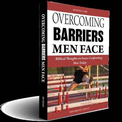 Overcoming Barriers Men Face - Jim Grassi